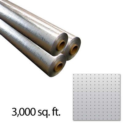 Radiant Barrier Perforated - 3,000 sq. ft. Package