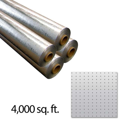 Radiant Barrier Perforated - 4,000 sq. ft. Package