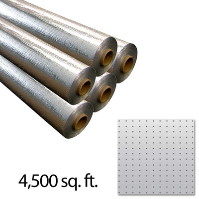 Radiant Barrier Perforated - 4,500 sq. ft. Package