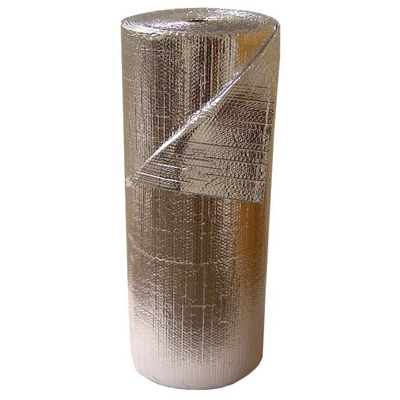 4' x 25' Double Bubble Foil Insulation Foil/Foil (100 sq. ft.)