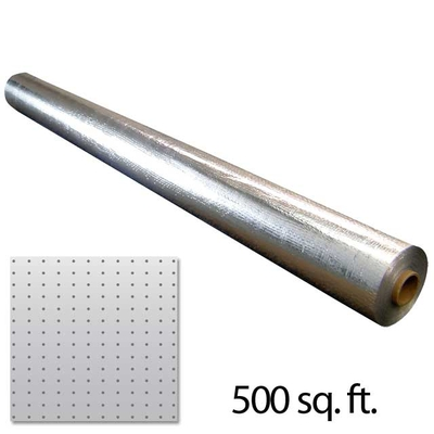 Perforated Radiant Barrier Insulation - 500 sq. ft.