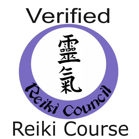 Reiki council verified course