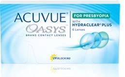 acuvue- Oasys for Presbyopia in Mesa, Glendale, Phoenix, AZ