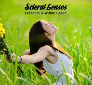 scleral lenses at Eye Pieces in Plano, TX