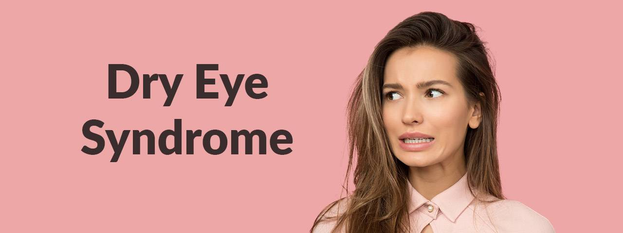 How Is Dry Eye Syndrome Diagnosed