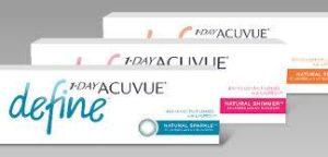 JJ 1 day acuvue define