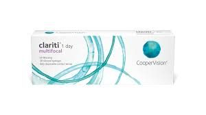 coopervision clariti 1 day multifocal