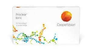 coopervision proclear toric