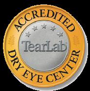 TearLab Accredited Dry Eye Center in Katy, TX