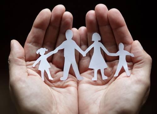 hands holding people Garden Grove Optometrist, CA eye doctor