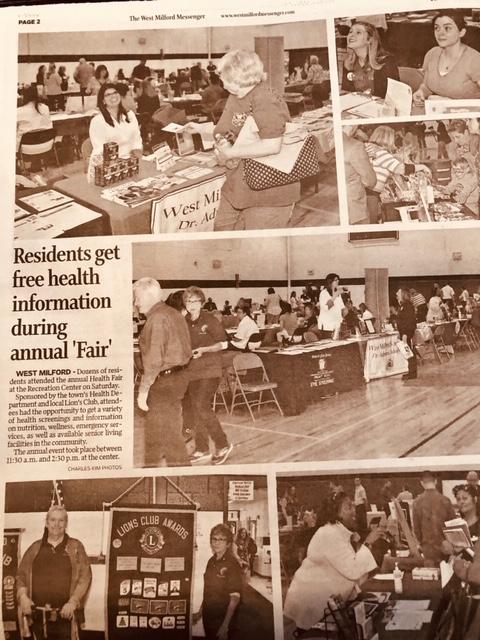 WestMilford newspaper