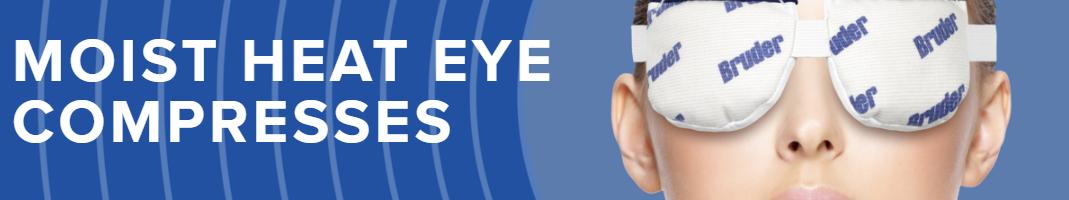 contact lenses Mt. Airy - BRUDER Moist Heat Eye Compress