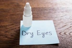 dry eyes treatment - eye doctor Red Bank