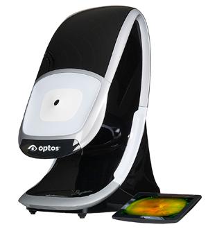 Cypress, TX Daytona Optos Optomap Exam