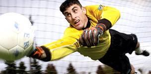 Eye doctor, soccer goalkeeper in Markham, ON