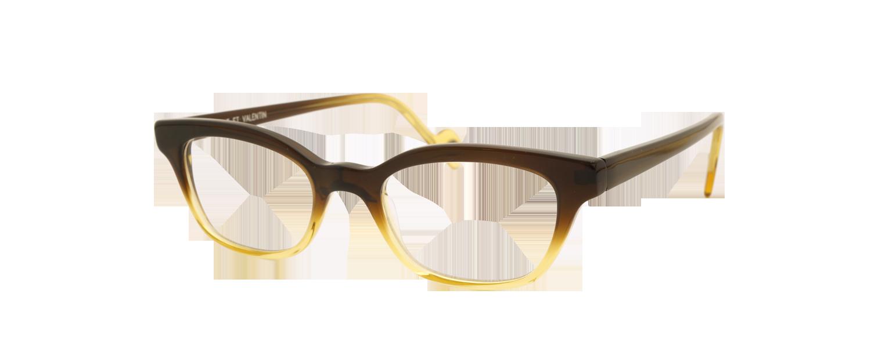 Pair of Anne Et Valentin eyeglass frames