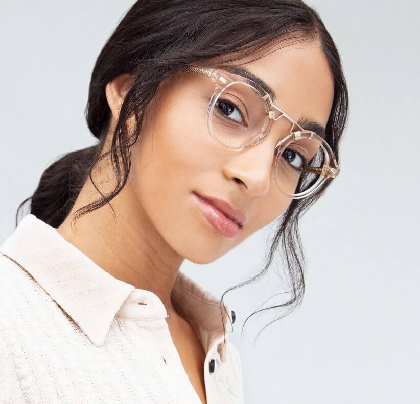 lady eyeglasses krewe