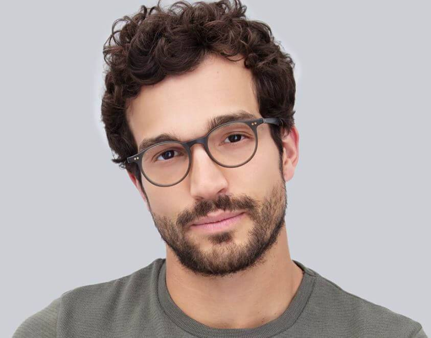 man eyeglasses krewe