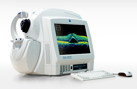 Eye doctor, Optical Coherence Tomography in New York, NY