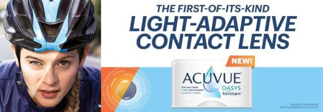 ACUVUE® OASYS with Transitions in Cromwell, CT