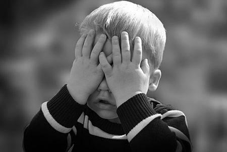 child with Stargardt Disease