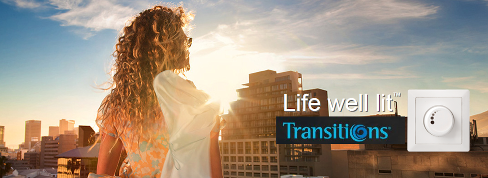 Ad for Transitions Lenses