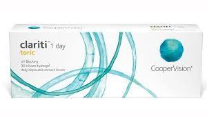 coopervision clariti 1 day