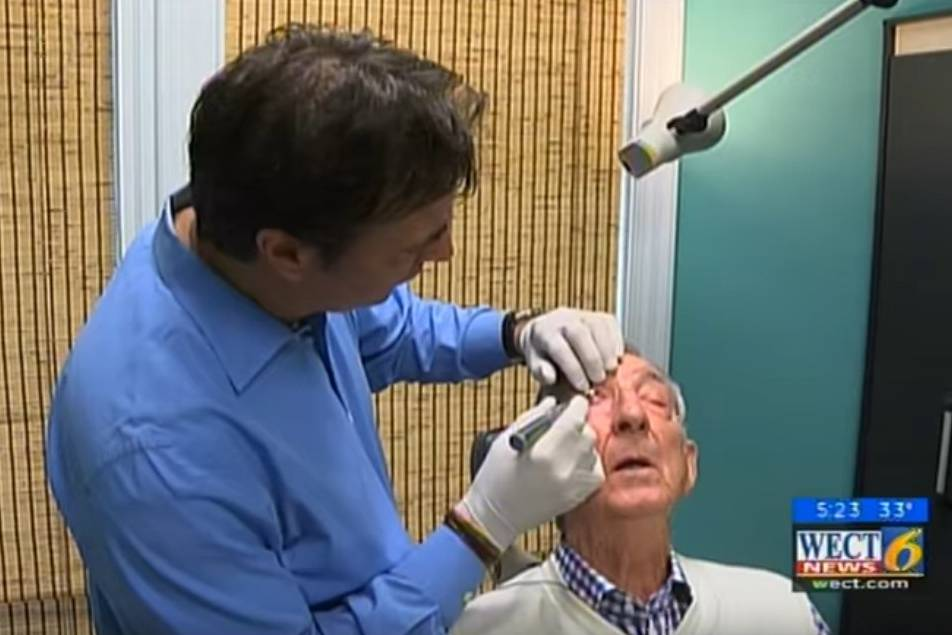 DrSchmidt patient dry eye treatment