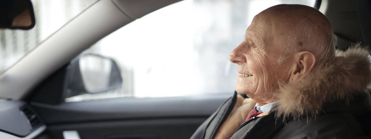 Driving With Retinitis Pigmentosa