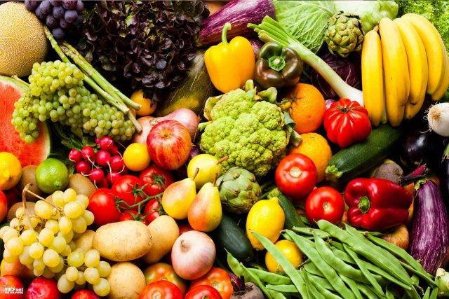 vegetables and fruits that are good for eye health