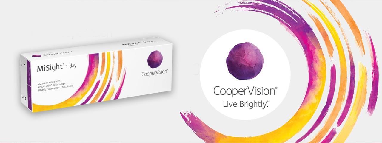 MiSight Contact Lenses hero