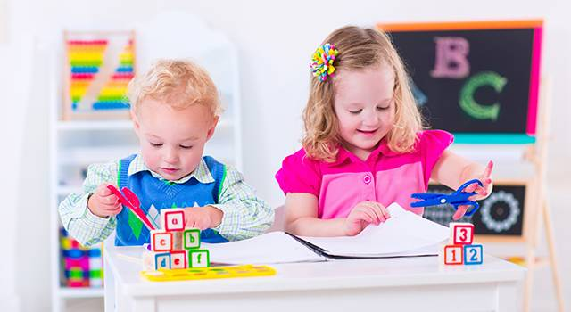 Preschool Children Vision Therapy