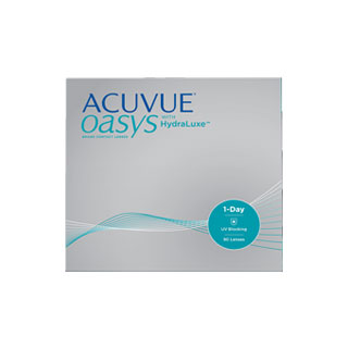 Acuvue Oasys with Hydraluxe 1 Day Contact Lenses