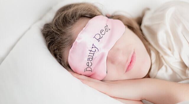 Blacksburg eye doctor treating eye open during sleep