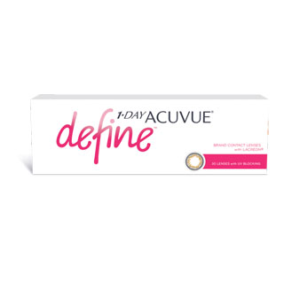 Acuvue Define 1 Day Contact Lenses