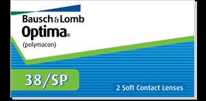 Bausch+Lomb Optima 38 sp box