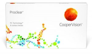 proclear contact lenses by cooper vision