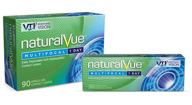 NaturalVue Multifocal lenses 640
