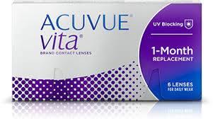 JJ acuvue vita contact lenses - Concord, NC