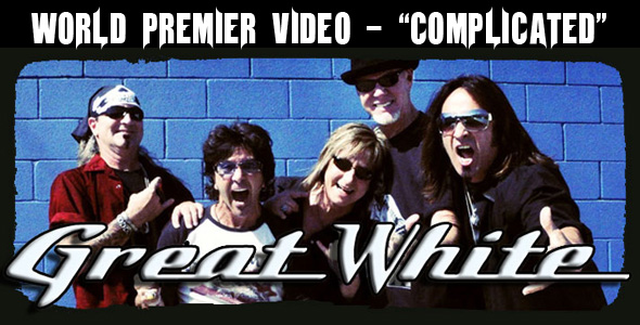 Great White - Complicated - Premier