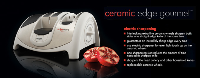 Ceramic Edge Gourmet Electric