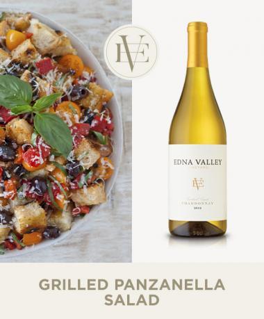 Grilled Panzanella Salad | Edna Valley Vineyard