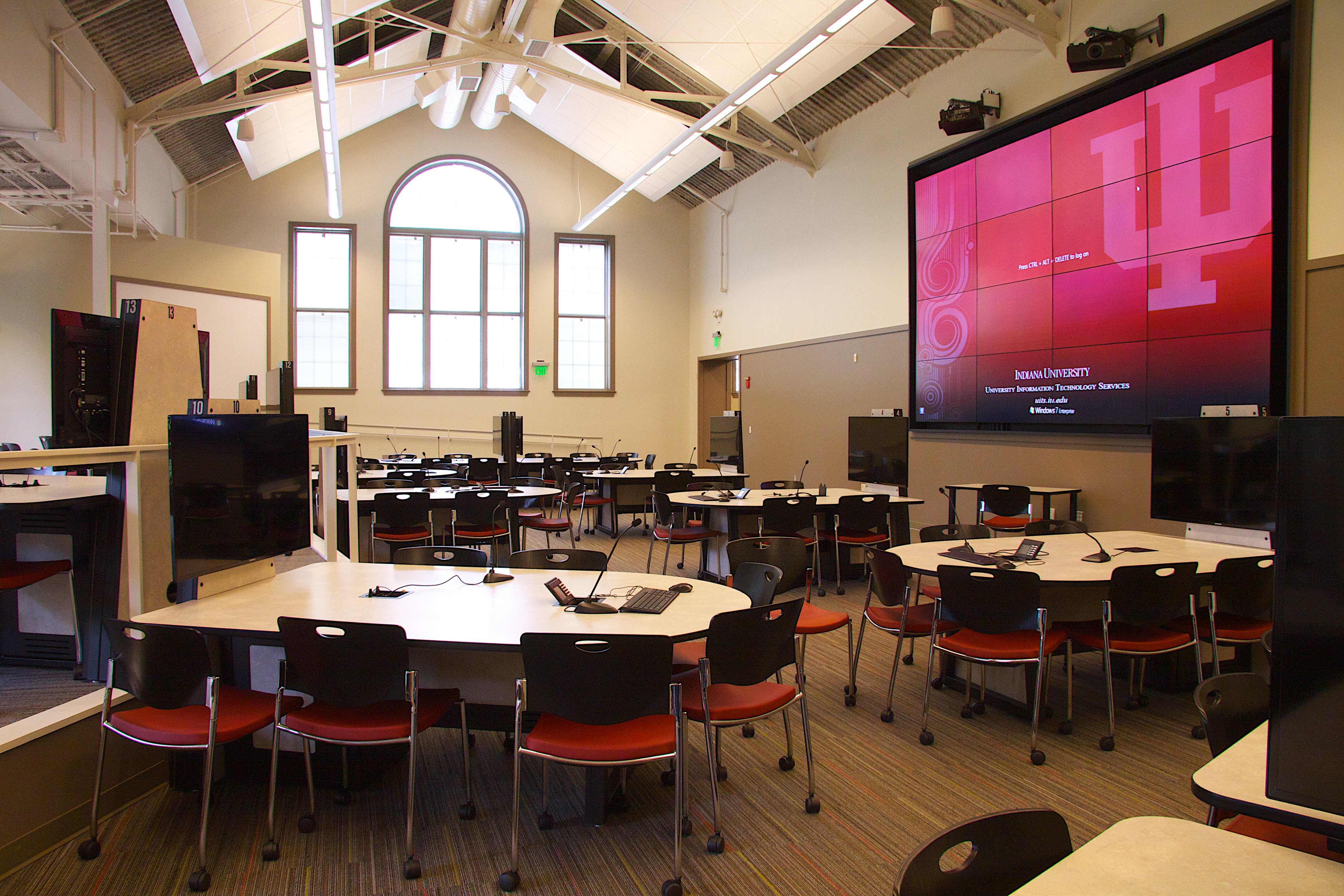 Indiana University invests in 'active learning classrooms' for the future