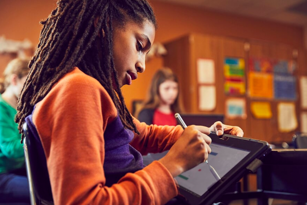 Microsoft doubles down on its low-cost Chromebook competition for schools