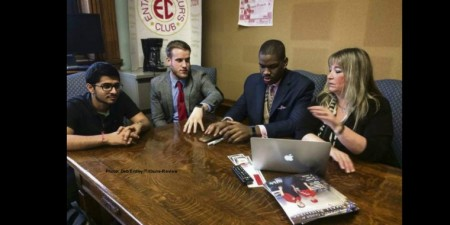 Seton Hill Entrepreneurship Program Featured in Tribune-Review