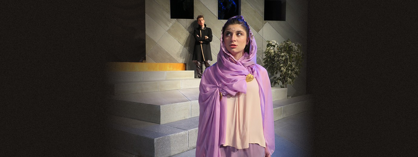 "Seton Hill University Theatre Presents ""Medea"" March 31 to April 8"