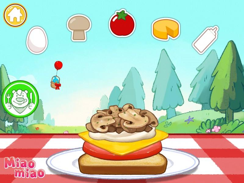 Sandwich Screenshot