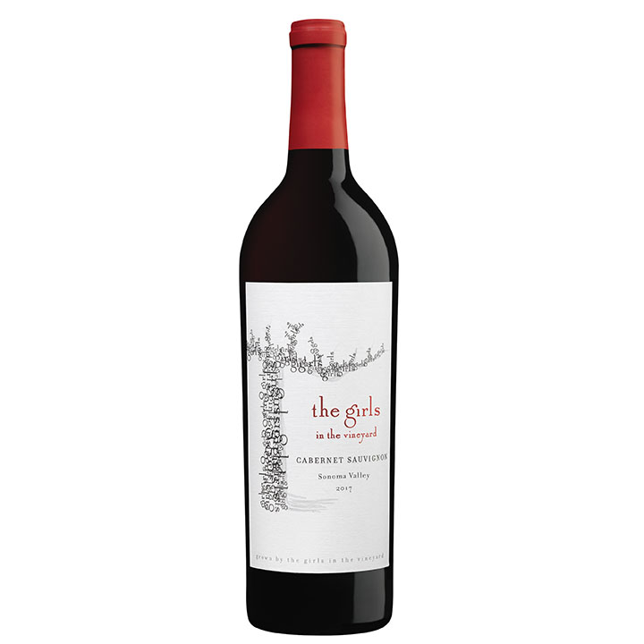 2017 Sonoma Valley Cabernet Sauvignon the girls in the vineyard - Art+Farm Wine