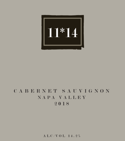 2018 Napa Valley Cabernet Sauvignon 11*14 - Art+Farm Wine
