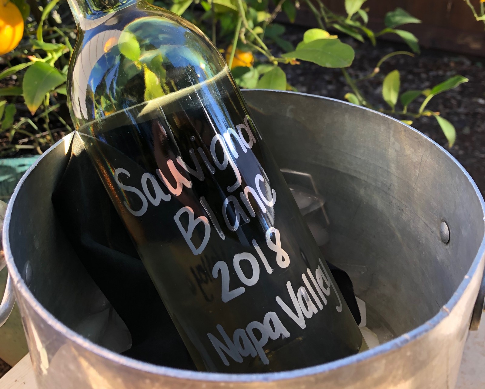 2018 Napa Valley Sauvignon Blanc - Sample Bottle 1 x 750ml Sample Bottle - Limit One Per Person, East Coast Offer - Art+Farm Wine